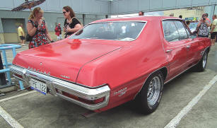 1970 Pontiac LeMans Hardtop Sedan