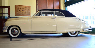 1949 Packard Super Eight Convertible