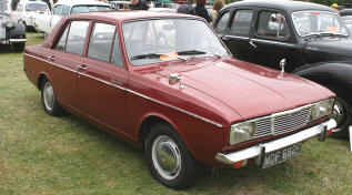 1967 - 1970 Sunbeam Gazelle
