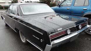 1968 Chrysler 300 Hardtop Sedan