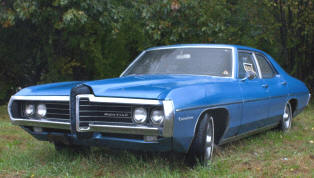 1969 Pontiac Catalina Sedan