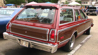 1978 Plymouth Volare Wagon