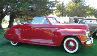 1942 Plymouth Special Deluxe Convertible