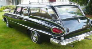 1961 Dodge Dart Pioneer Station Wagon