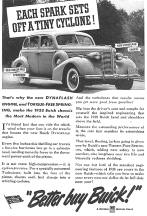 Original Buick Advertising