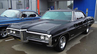1968 Pontiac Executive Hardtop Sedan