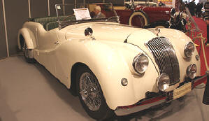AC Two Litre Buckland Tourer 1949 - 54