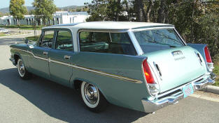 1959 Chrysler Windsor Town & Country