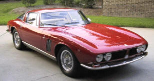 1965 - 1974 ISO Grifo 300