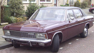 1969 - 1977 Opel Admiral
