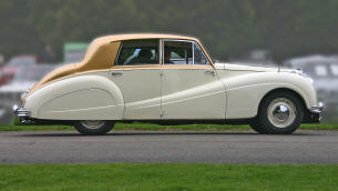 Armstrong Siddeley Sapphire  1953 - 56