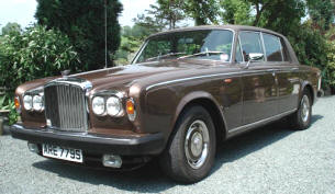 Bentley T2 Series  1977 - 80