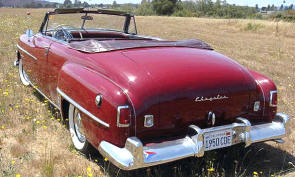 1950 Chrysler Windsor Convertible