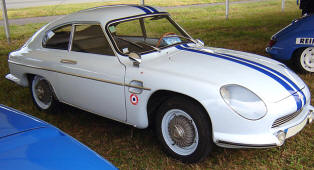 1960 - 1961 DB Super Ralley