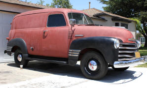 1947 Chevrolet Delivery Van