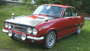 1964 - 1968 Isuzu Bellett 1600GT