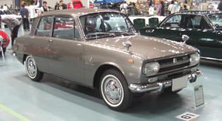 1966 - 1966 Isuzu Bellett 1500