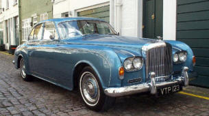 Bentley S2 Continental Saloon Young  1959 - 62