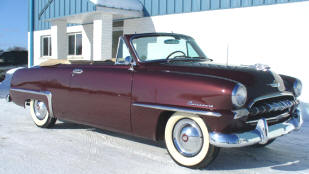 1953 Plymouth Belvedere Convertible