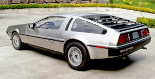 1980 - 1983 DeLorean DMC12