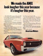 Original AMC Ad