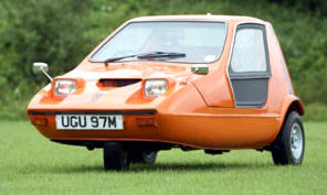 Bond Bug (Three Wheeler)  1970 - 74