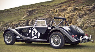 1961 - 1963 Morgan 4/4 Series IV