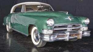 1951 Chrysler Imperial Newport Hardtop Coupe