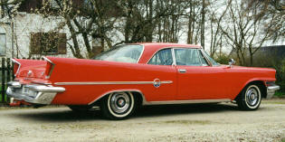 1959 Chrysler 300E Hardtop