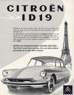 Original Citroen Advertisement