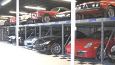 Classic Car Storage Facility