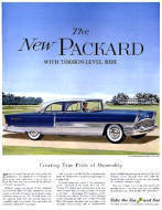 Packard Advertisement
