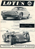 Lotus Advertising Poster