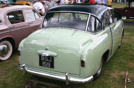 1954 - 1956 Hillman Minx Coupe Californian