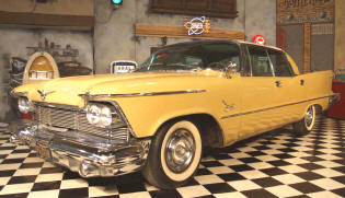 1958 Imperial Crown Hardtop
