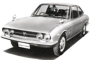 Isuzu Bellet 117 Coupe