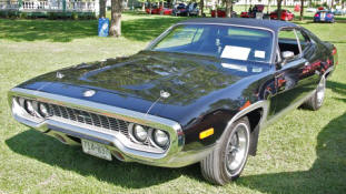 1972 Plymouth Sebring Coupe
