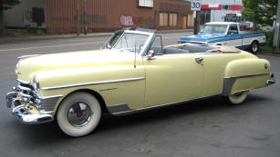 1950 Chrysler New Yorker Convertible