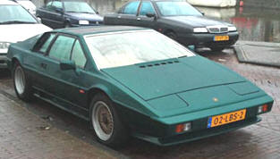 1980 - 1987 Lotus Espirit S3