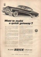 Buick Ad Poster