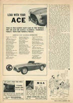 Original AC Ace advert