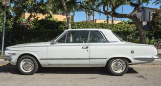 1964 Plymouth Valiant Signet 200