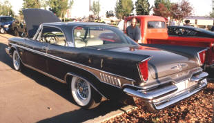1959 Chrysler New Yorker Hardtop Sedan