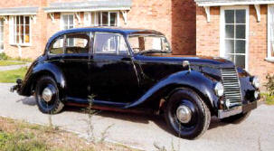 Armstrong Siddeley Lancaster  1946 - 52