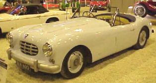1951 - 1954 Healey G Type 3 Litre