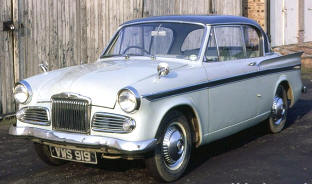 1959 - 1961 Sunbeam Rapier Series III