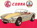 AC Cobra  Advertisement